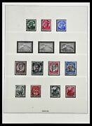 Lot 34201 Stamp Collection German Reich 1933-1945.