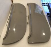 1949 1950 1951 49 50 51 Ford Foxcraft Fender Skirts Left And Right Original Oem