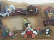 Old Geppettos Work Room Figure Wdcc Disney Pinocchio World Only 1000 Height 25cm