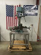 Lux Model Ry-3o Mill Drill Milling Drilling Machine 1 Phase 2hp