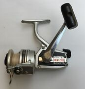 Vintage Ryobi Sx-3 The Silver Cloud Spinning Fishing Reel Works Great