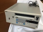 Sony Vp-7020 3/4 Vtr U-matic Player Eia/ntsc With Picture Search Refurbished