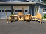 Ethan Allen Country French 7 Piece Girls Bedroom Furniture
