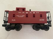 O Lionel Southern Pacific Sp Caboose 16505