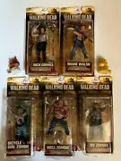 The Walking Dead Series 2 Mcfarlane Toys Complete Set Of 5