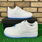 ✨nike Air Force 1 And03907 Lx Da8301-100 Uv Light Reactive Color Changing Shoes✨
