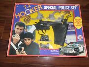 Rare 1982 T.j. Hooker Special Police Set By Hg Toys Complete Unused Condition