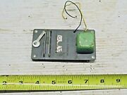 Old Vintage American Flyer S Scale Uncoupler 706 Remote Switch