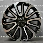 4x Brand New 22 Range Rover Voque Rims And Brand New Tyres Discovery 5 Sport