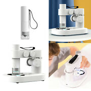 Mini Hd Wireless Digital Microscope With Led Lights Electron For Kids Plants