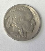 1913 S Buffalo Nickel Type 2 Two Full Horn Xf Ef Extremely Fine