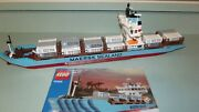 Lego 10152 Maersk Sealand Container Ship 2004 Edition