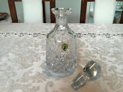 Waterford Lismore Connoisseur Bottle Decanter Brand New In Box