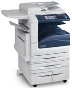 Xerox Workcentre 7845i Printer Color Copy, Print, Scan Low 28k Color