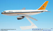 Flight Miniatures South African Airbus A300 Desk Display 1/200 Model Airplane