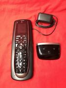 Logitech Harmony 900 Touch Screen Remote Control W/ Charging Dock Plus Blaster