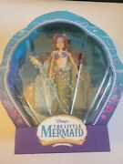New In Box Little Mermaid Ariel Doll Limited Special Edition 2006 Disney 11