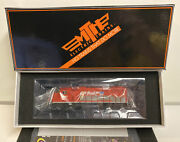 Mth Ho Scale Rtr Cp Rail Gp38-2 Diesel Engine With Proto-sound 3.0 4437