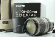 [mint In Box] Canon Ef 100-400mm F/4.5-5.6l Is Ii Usm Lens From Japan 198