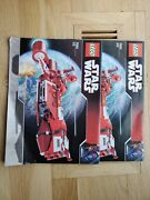 Lego Star Wars Republic Cruiser 7665 Instructions Only