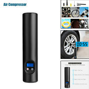 150psi Portable Bike Bicycle Air Pump Wireless Electric Tire Inflator Automatic