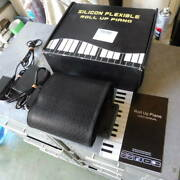 C237 Fiexible Silicon Flexible Rollup Piano Roll-up 88 Keyboard