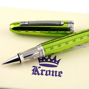 Krone K-class Citrine Green Limited Edition Rollerball Pen - Low
