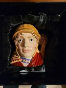 D7224 Alexander The Great Royal Doulton Extremely Rare Collector Condition Boxed