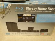 Rca Rtb1023 Home Theater System With Blu-ray Player And Speakers