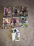 New 2013 Royal Ever After High Dolls Damaged Boxes. Dolls In Good Condition
