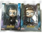 Hot Toys Avengers Infinity War Loki And Thor Power Up Ver. Cosbaby Limited Figure