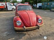 1971 Vw Beetle Project 1 Previous Owner Full Hpi Report 1200cc Engine