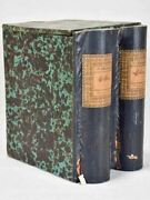 Late 19th Century Faux Books For Secret Document Storage