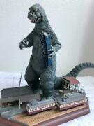 Godzilla Train Special-action Figure Diorama One-point Thing