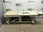 Medical Positioning Inc. Stress Echo Bed