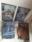 The Incal 2001 Comics Issues 1 To 4 By Humanoids Publishing