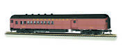Bachmann Ho Scale 72and039 Heavyweight Combine Lighted Interior Prr 13607