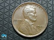 1920 D Lincoln Cent Wheat Penny -- Make Us An Offer K6247