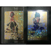 Dragon Ball Heroes Dark Masked King Vegetto Blue Parallel