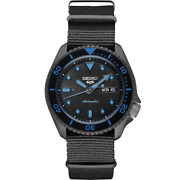 Seiko Srpd81 Seiko 5 Sports Menand039s Watch Black 42.5mm Stainless Steel