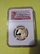 2012-s Sacagawea-native American Ngc Pf69 Ucam First Releases Dollar Proof Coin
