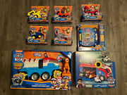 Huge Brand New Paw Patrol Lot With Mystery Gift