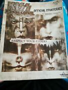 Kiss Psycho Circus The Nightmare Child Official Strategies Byandnbspwilliam Haskins