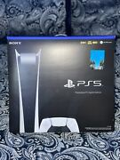Sony Playstation 5 Ps5 Console Digital Edition In Hand Free Fast Shipping