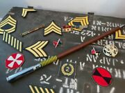 Us Army Swagger Stick