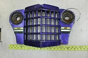 Used Oem Front Grille 1950-53 Willys Overland Jeepster Wagon Truck G127