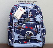 New Pottery Barn Kids Thomas And Friends Large Backpack No Name No Mono The Tank
