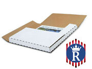 Lp Record Album / Book Mailers 1/2 And 1 Ships Today Premium Quality