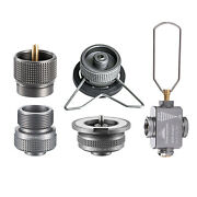 5ps/set Propane Gas Refill Adapter Tool Outdoor Camping Stove Accessories