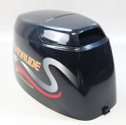 5031556 Evinrude Johnson 1999-00 Top Cowl Engine Cover Hood 40 50 Hp 4 Str New